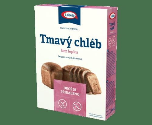 juoda duona be glitimo