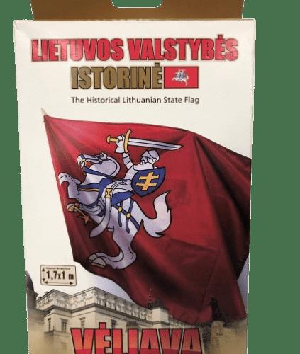 lietuvos valstybės istorinė vėliava