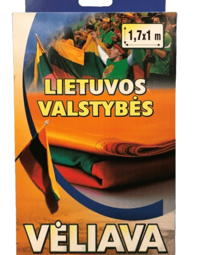 lietuvos valstybės trispalvė vėliava
