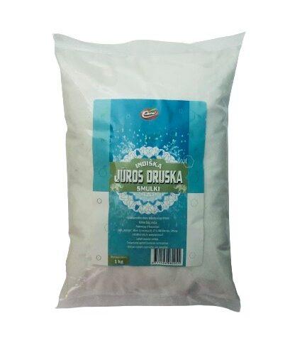 indiška jūros druska smulki